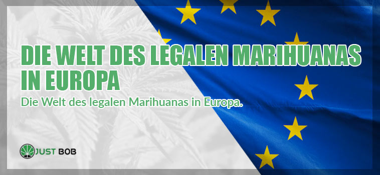 europe Die Welt des legalen Marihuanas