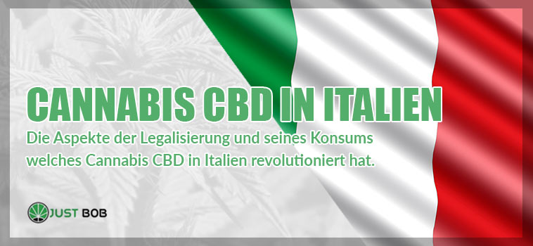CANNABIS CBD IN ITALIEN