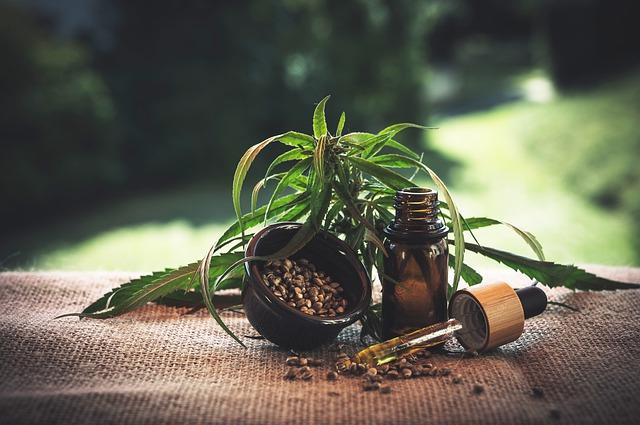 CBD Cannabisöl seine Verwendung