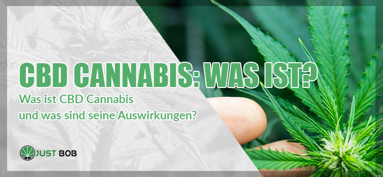 Was ist CBD Cannabis