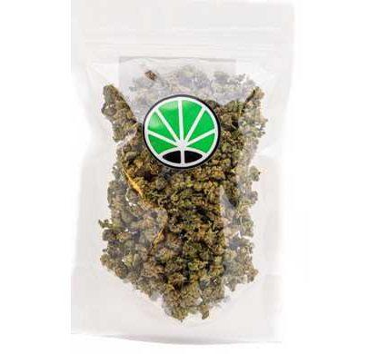 mix small buds cannabis bluten