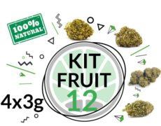 mix gras cbd kit fruit