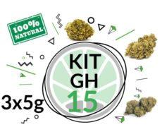 mix gras cbd kit gh
